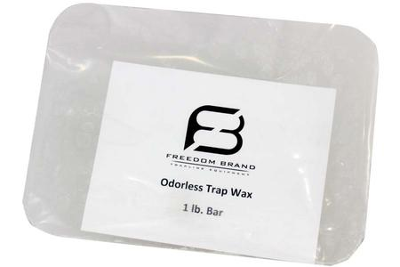 TRAP WAX WHITE 1 LB