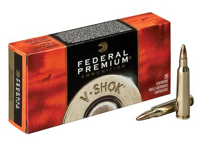 Federal 223 Rem 43 gr Speer TNT Green HP V-Shok (Lead-Free) 20/Box