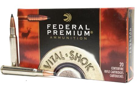 Federal 338 Win Mag 225 gr Trophy Copper Vital-Shok 20/Box