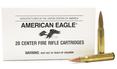 Federal 30-06 Springfield 150 gr MCBT American Eagle Police Trade 20/Box