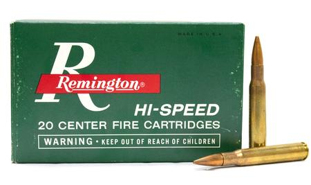 REMINGTON 30-06 Springfield 150 gr Metal Case Vintage 20/Box
