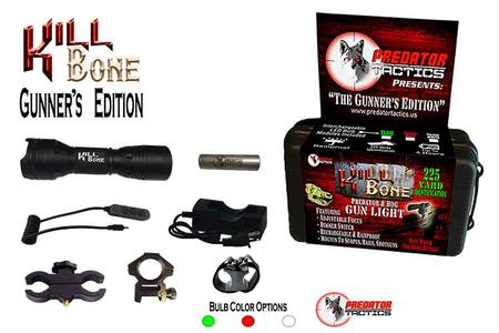 KILL BONE GUNNERS EDITION DOUBLE LED G/R