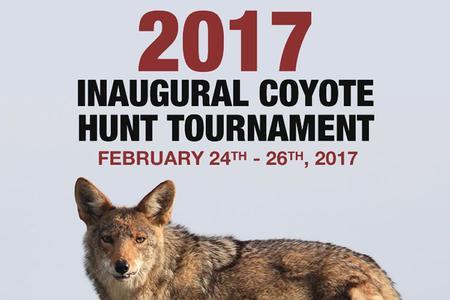 2017 COYOTE HUNT REGISTRATION