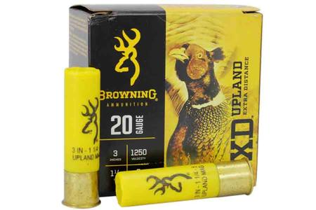 20 GAUGE 3 IN 1-1/4OZ 5 SHOT 25/BOX