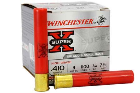 410 GAUGE 3/4OZ 3INCH 7 SHOT SUPER X