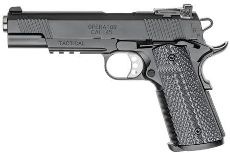 SPRINGFIELD 1911 TRP OPERATOR 45ACP WITH RAIL