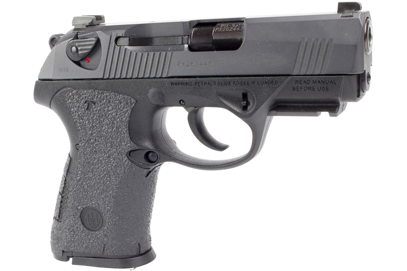 PX4 Storm Compact Carry 9mm with Front Night Sight