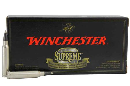 Winchester 223 Rem 50 gr Polymer Tip Ballistic Silvertip Police Trade-in Ammo 20/Box