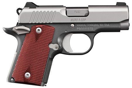KIMBER MICRO 9 CDP 9MM WITH NIGHT SIGHTS