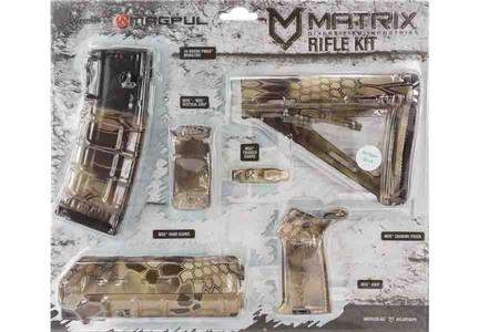 HIGHLANDER KRYPTEK CAMO MAGPUL AR KIT