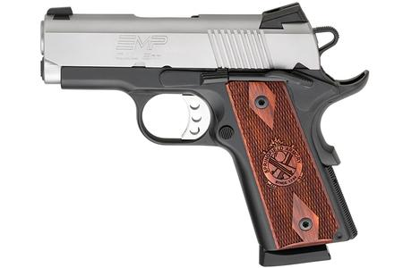 SPRINGFIELD 1911 EMP 9MM BI-TONE ESSENTIALS PACKAGE