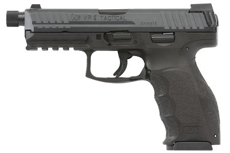 VP9 TACTICAL 9MM WITH THREADED BARREL