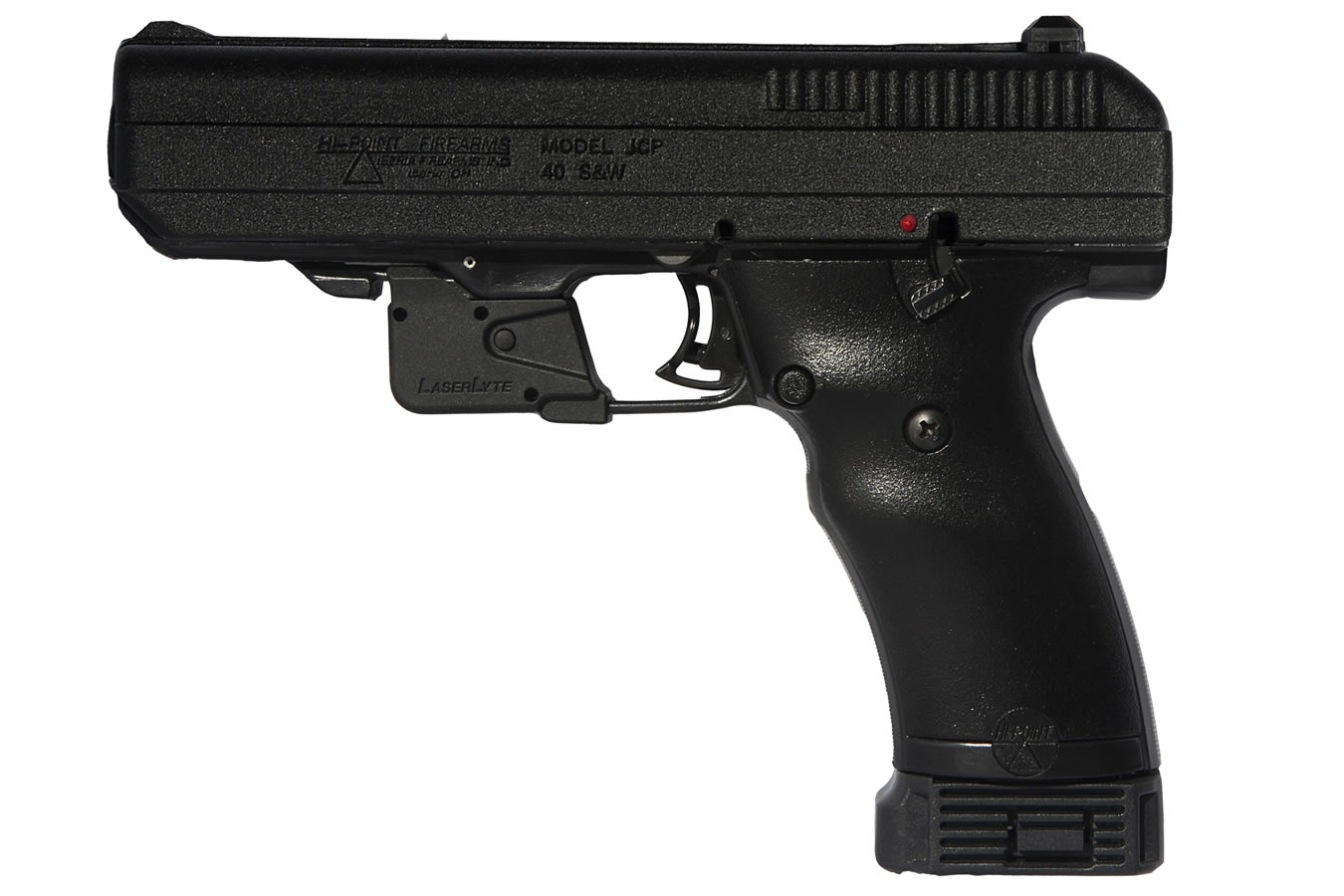 JCP 40SW W/ TRIGGER GUARD LASER