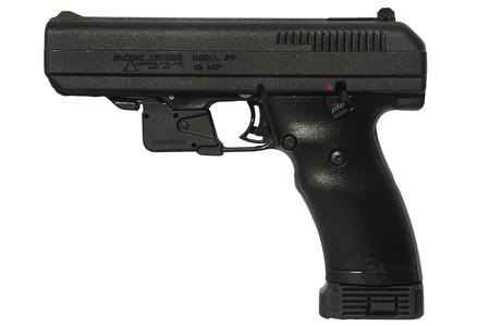 HI POINT JHP 45 ACP WITH LASERLYTE LASER