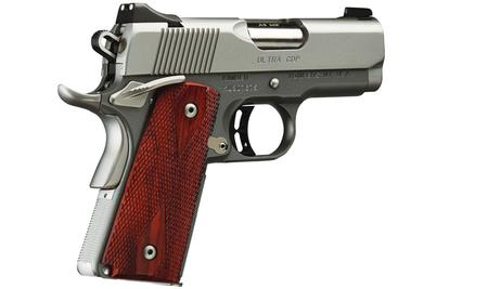 KIMBER ULTRA CDP 45 ACP WITH NIGHT SIGHTS