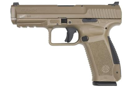 TP9SF 9MM DESERT TAN PISTOL