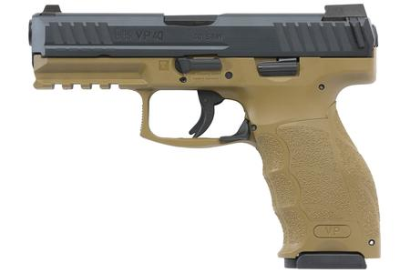 VP40 FDE 40SW STRIKER-FIRED PISTOL