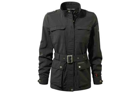NOSILIFE SAFARI JACKET CHARCOAL