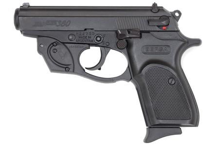 BERSA THUNDER 380 WITH VIRIDIAN RED LASERGUARD