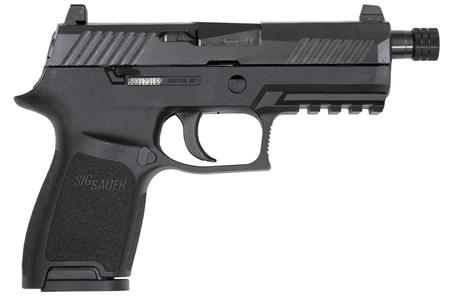 SIG SAUER P320 COMPACT 9MM WITH THREADED BARREL