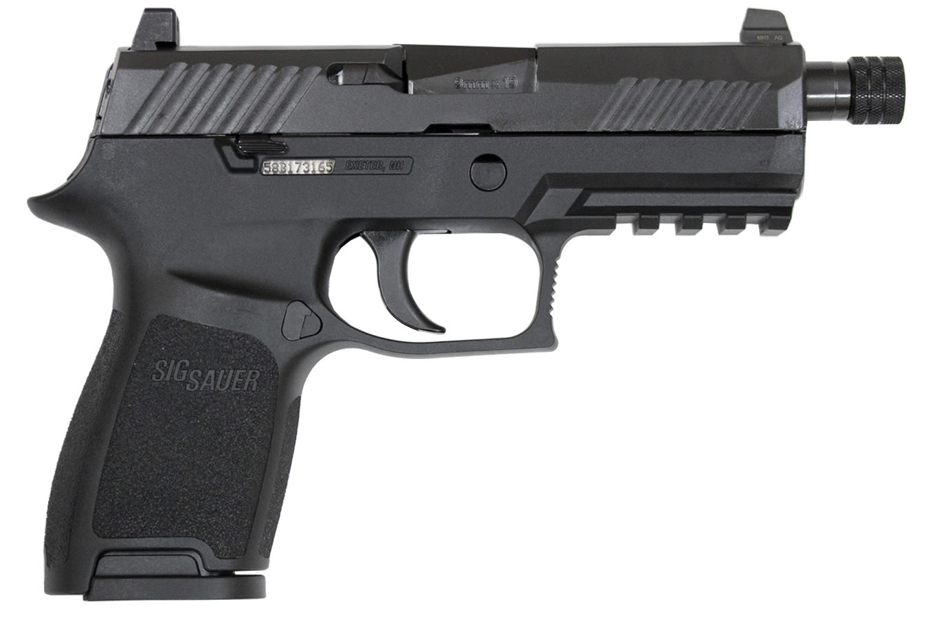 Sig Sauer P320 Compact 9mm Striker Fired Pistol With