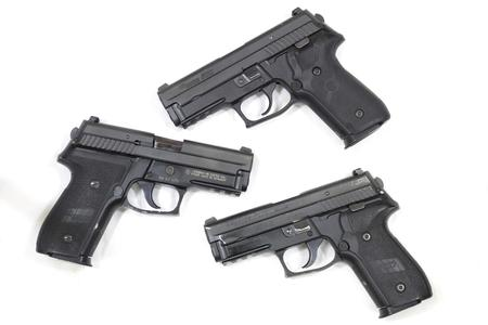 P229R 40SW DAK POLICE TRADE-INS (FAIR)