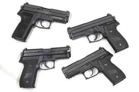 P229R 40SW DAK POLICE TRADE-INS (GOOD)