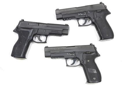 P226R 4SW DAK POLICE TRADE-INS (GOOD)