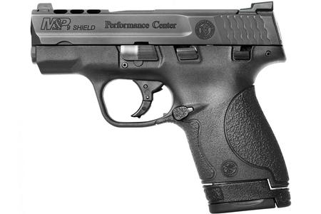 SMITH AND WESSON MP9 SHIELD 9MM PC PORTED W/ NIGHT SIGHTS
