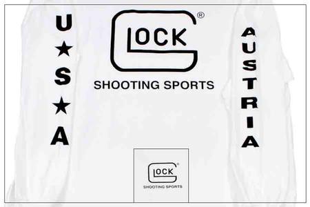 SHOOTING SPORTS L/S TSHIRT 3XL WHITE