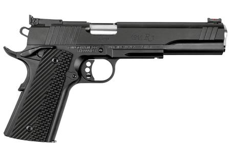 "Remington 1911R1 Hunter Semi Auto Pistol 10mm 6"" Barrel 8 Rounds Adjustable Sights G10 Grips Black"