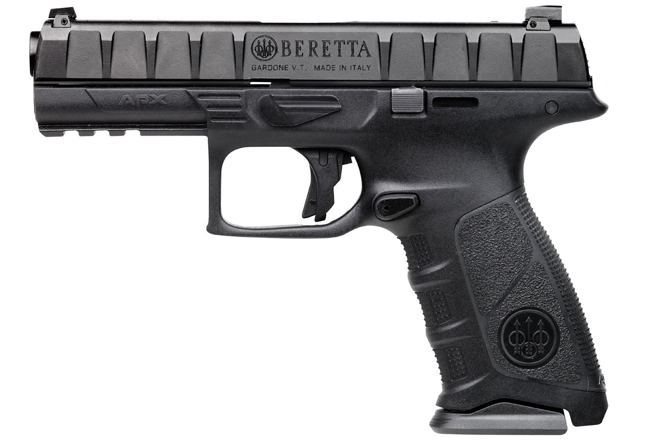 APX 9MM 17RD STRIKER-FIRED PISTOL BLACK