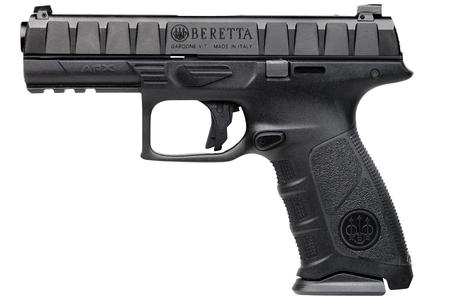 BERETTA APX 9MM 17RD STRIKER-FIRED PISTOL BLACK