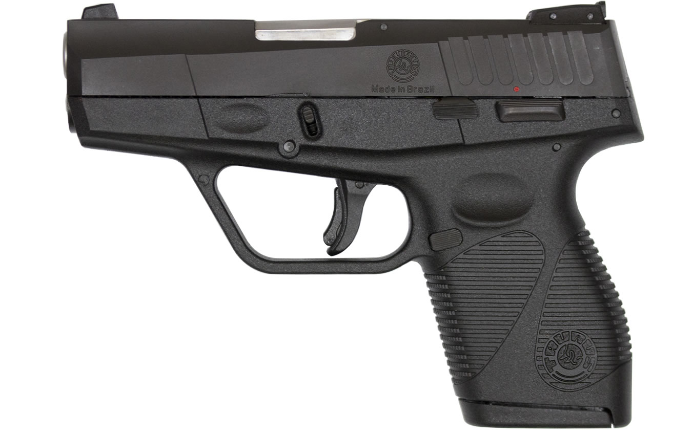 taurus model 709 slim 9mm concealed carry pistol