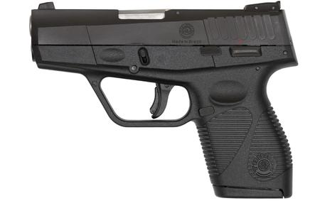 Taurus 709 Slim Pistol 9mm 3.2in 7rd Black 1-709031FS