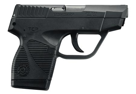 Taurus 738 TCP Pistol .380 Auto 3.3in 6rd Black 1-738031FS