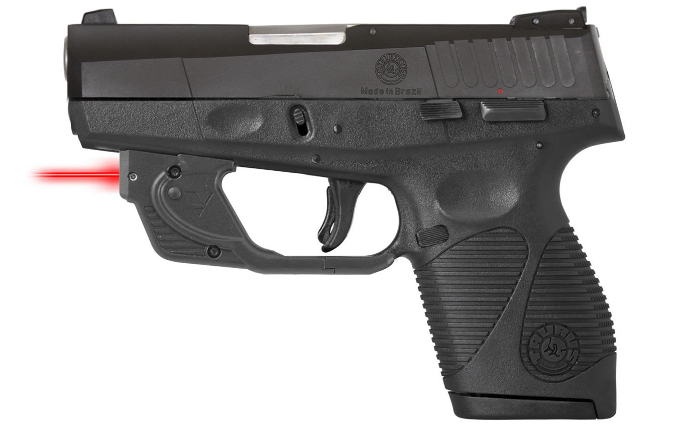 709 slim 9mm pistol - Model 709 Slim 9mm Pistol With Laser