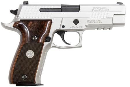 SIG SAUER P226 ELITE 40SW ALLOY STAINLESS