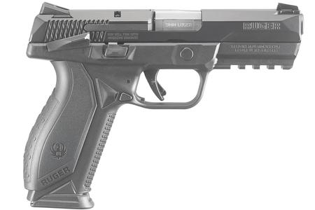 RUGER AMERICAN PISTOL 9MM WITH MANUAL SAFETY