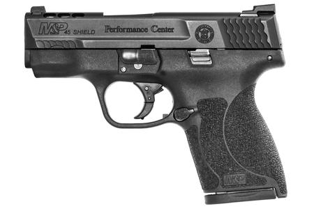 SMITH AND WESSON MP45 SHIELD PERFORMANCE CENTER PORTED