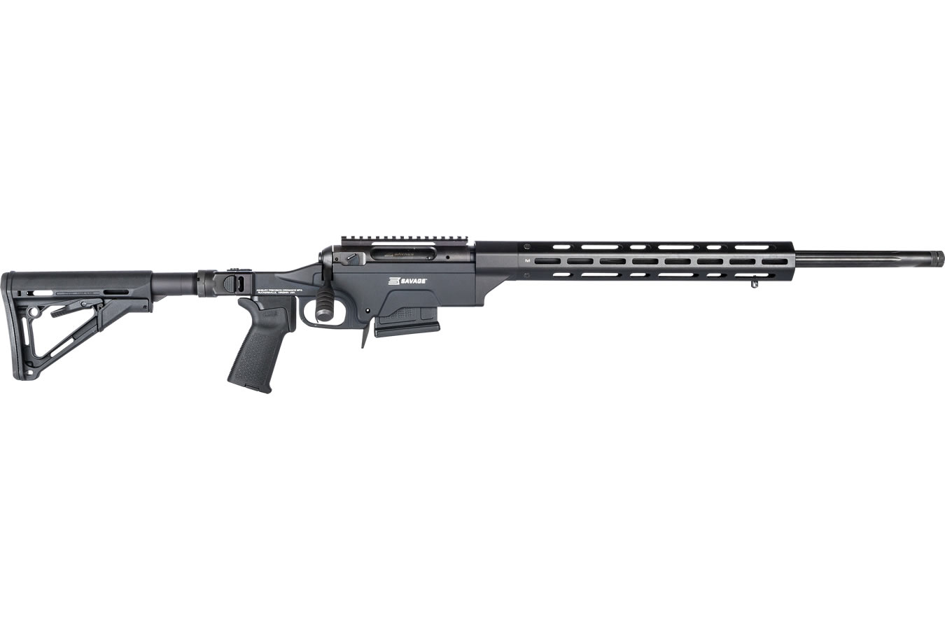 Savage 10 Ashbury 308 Precision Rifle with 24-Inch Fluted Barrel | Sportsman's Outdoor Superstore