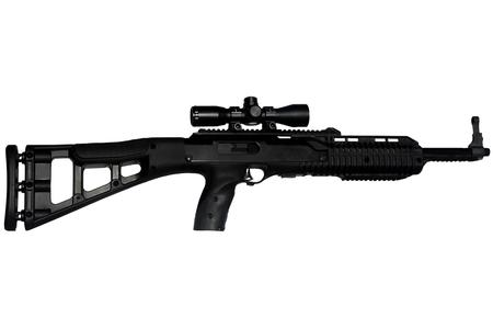 HI POINT 995TS 9MM TACTICAL CARBINE W/ 4X32 SCOPE