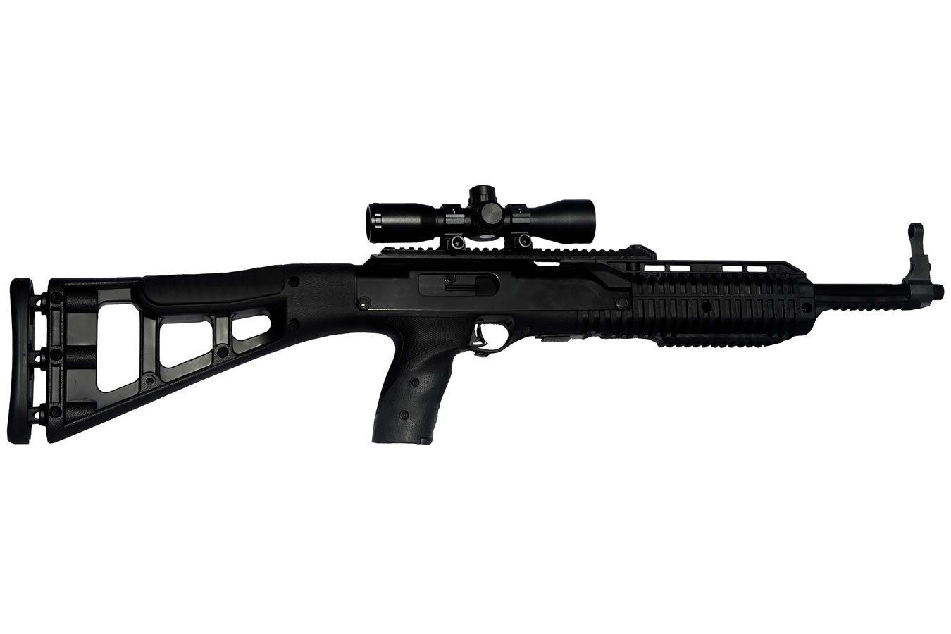 995TS 9MM TACTICAL CARBINE W/ 4X32 SCOPE