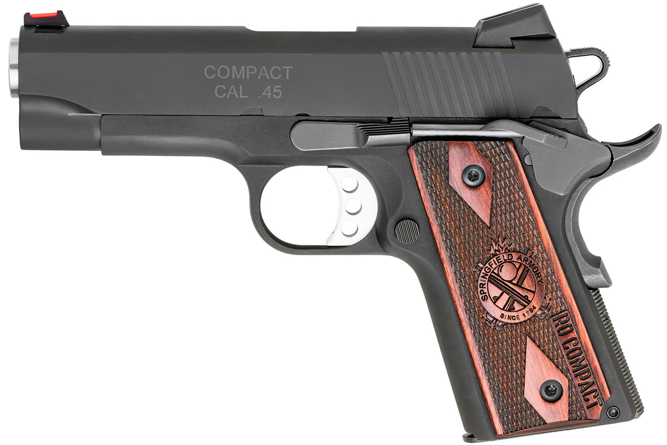 No. 19 Best Selling: SPRINGFIELD 1911 RANGE OFFICER COMPACT 45 ACP