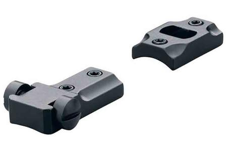 STD 2 PIECE BASE FOR BROWNING X-BOLT BLK