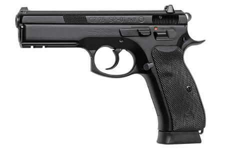 CZ 75 SP-01 9mm DA/SA with Night Sights