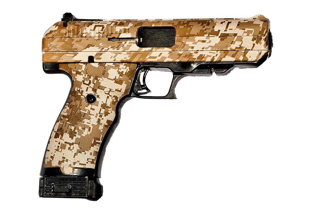 Hi point jcp 40 s w high impact desert digital camo pistol for High pointe