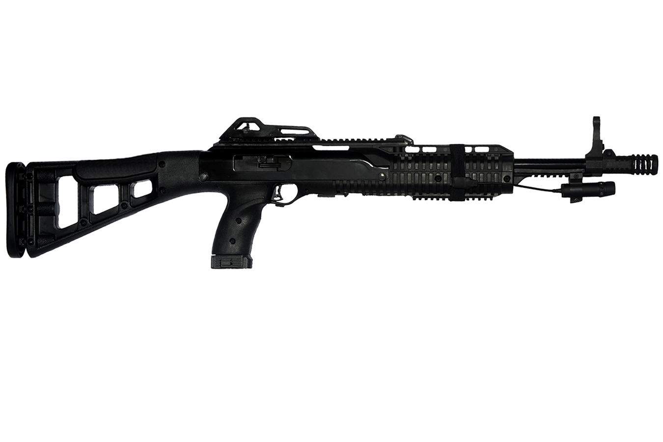 4095TS 40SW CARBINE WITH LASER