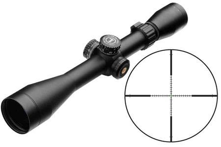 Leupold Mark AR MOD 1 3-9x40mm Firedot_G-TMR Illuminated Matte Black