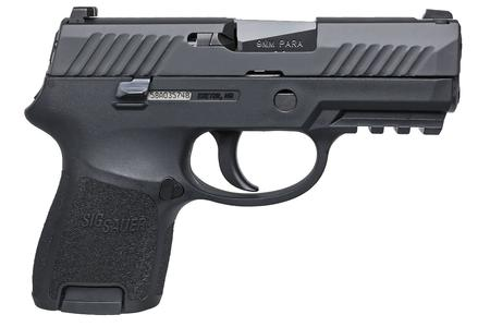 P320 SUBCOMPACT 9MM WITH RAIL